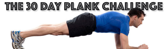 How to do planks - the challenge