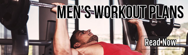 Mens Workout Routines and plans