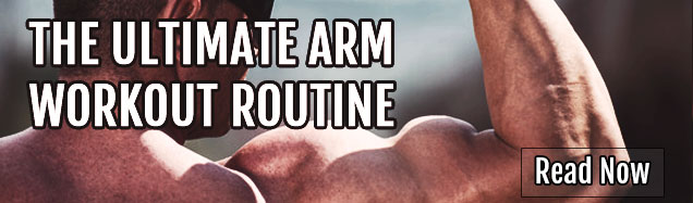 The Ultimate Arm Workout Routine
